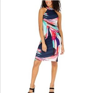 Trina Turk Emotion Halter Dress